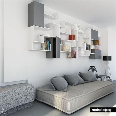 living room in toni neutri canape sofa roche bobois escapade e boiserie composizione