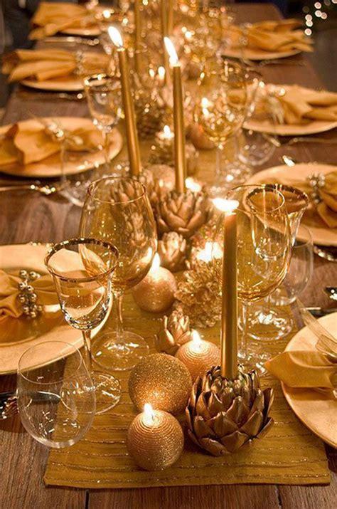 preciosas mesas  la cena de nochevieja