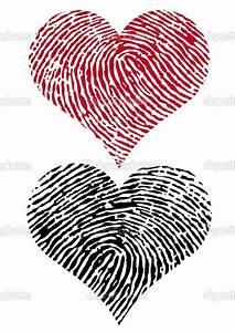 Finger Tattoo Herz : die besten 17 ideen zu fingerabdruck herz tattoos auf pinterest fingerabdruck tattoos paar ~ Frokenaadalensverden.com Haus und Dekorationen