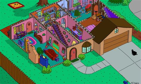 tropical colors for home interior room planner free simpsons house layout simpsons