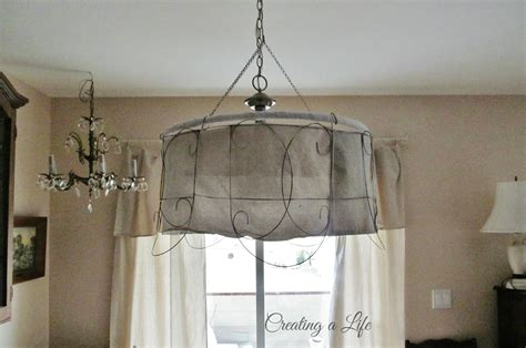 creating a rustic farmhouse style pendant light shades