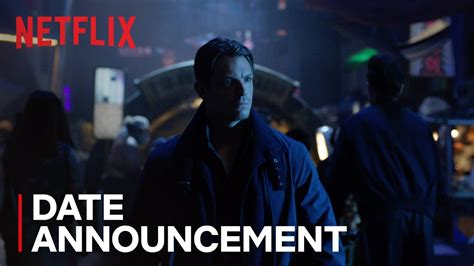 new trailer for netflix s altered carbon sci fi design
