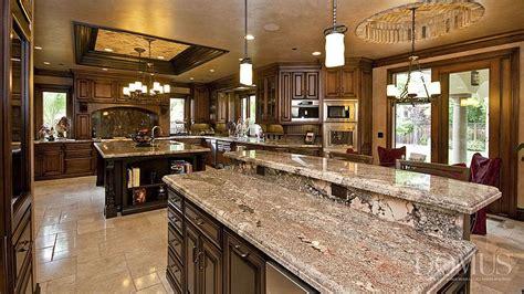 kitchen island with raised bar granite complex island