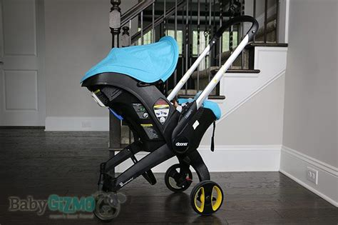 doona infant car seat  stroller review video baby gizmo