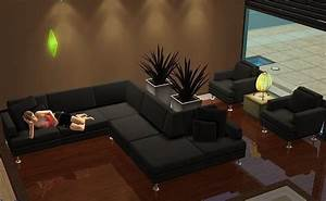 sims 3 how to make a sectional sofa refil sofa With sectional sofa sims 4