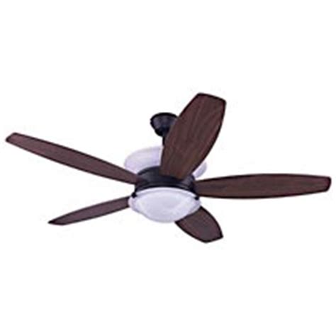 avion 54in contemporary ceiling fan with uplight