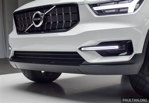 Gallery Volvo 401 Concept Previews All New Xc40 Image 497373