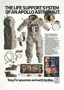 Tang Astronaut Ad - Pics about space