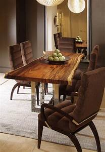 16 wood slab dining tables that the show