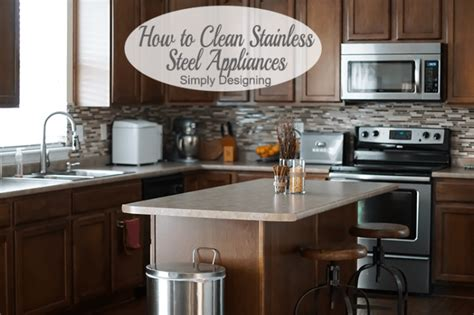 how to clean a stainless steel kitchen sink how to clean your stainless steel kitchen appliances 9703
