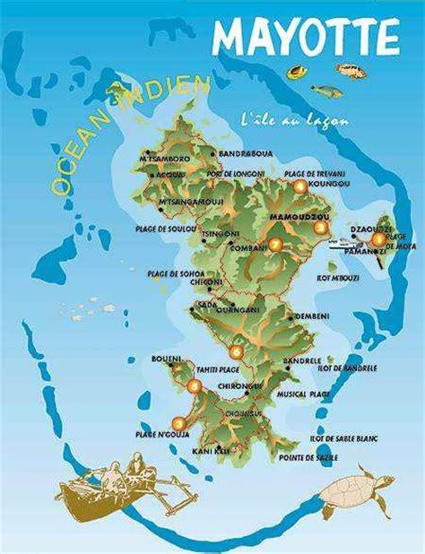 Localisation Mayotte Carte Monde by Ile De Mayotte Arts Et Voyages