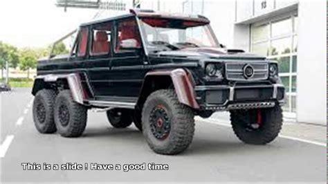 mercedes jeep 6 wheels mercedes benz 6 wheel youtube