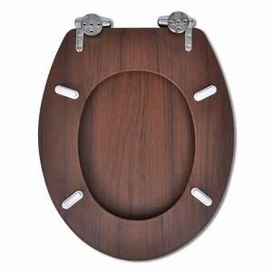 Wc Deckel Mit Absenkautomatik : wc sitz toilettendeckel toilette deckel absenkautomatik holz g nstig kaufen ~ Indierocktalk.com Haus und Dekorationen