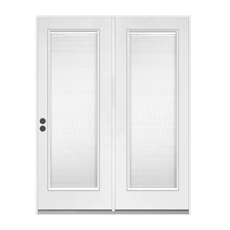 shop reliabilt 71 5 in dual pane blinds between the glass