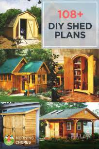 shed house floor plans 108 diy shed plans with detailed step by step tutorials free