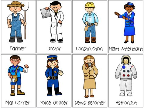 11541 community helpers pictures printables community helpers printables worksheets for all