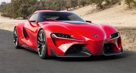 Pictures Of Toyota Supra by New Toyota Supra Rendered Photos 1 Of 8