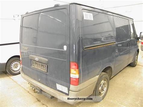 Ford Ft 260 K Tde Box Door * Ahk * Leather Seats * 3 2005