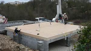 type fondation maison pour une soumission gratuite par With maison bois sur plots 1 fondation et dalle pour une nouvelle construction