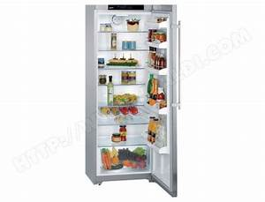 Refrigerateur 1 Porte Noir : liebherr kpesf3620 1 pas cher r frig rateur 1 porte ~ Dailycaller-alerts.com Idées de Décoration