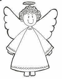 Resultado de imagem para anjo da guarda desenho para