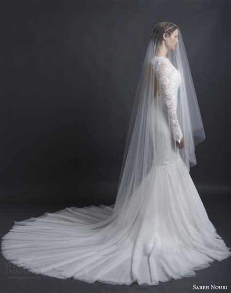 Sareh Nouri Bridal Spring 2016 Wedding Dresses Wedding