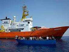 Aquarius, the last Mediterranean refugee rescue ship, ends operations…