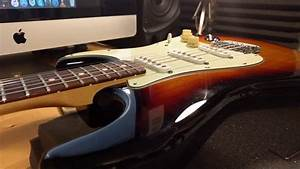 How To Setup Guitar Action String Height Fender