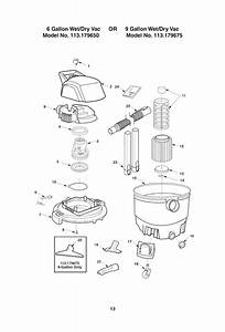 Craftsman 113 179650 User Manual