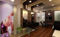 Salon Interior Designing, Beauty Parlour Interior Work In