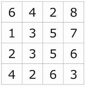 Inverse Matrix 4x4 Berechnen : adjugate matrix definition formation example ~ Themetempest.com Abrechnung