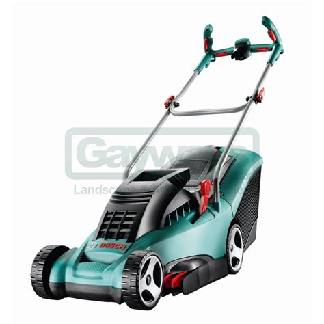 bosch rotak 32 bosch rotak 32 li ergoflex cordless lawnmower bosch from gayways uk