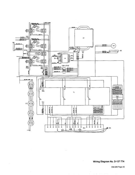 Miller 14 Pin Wiring Diagram by Manual Maquina Miller Dimension