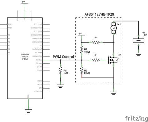 Arduino Proper Configuration Pwm Fan Which Should