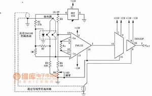Thermocouple Amplifier  Iso122p  124  Ina101  Circuit