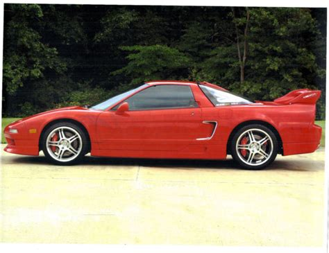 acura nsx coupe 1992 red for sale jh4na1153n1001d36 2015