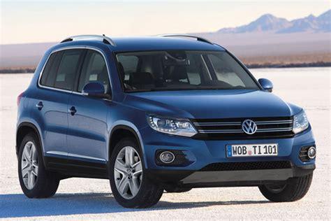 2012 Volkswagen Tiguan Review Price.