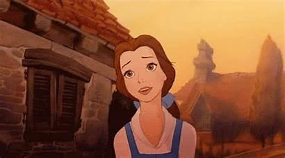 Disney Beast Belle Beauty Gifs Singing Princess
