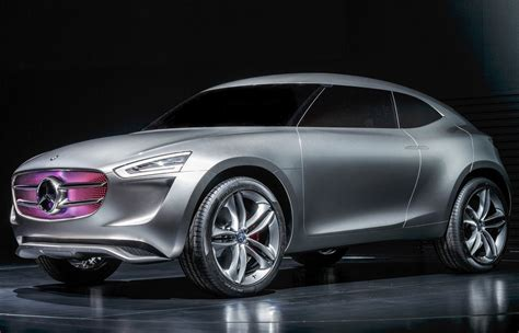 Mercedes BenzCar : 2014 Mercedes-benz Vision G-code Concept
