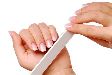 How To File Your Nails The Right Way