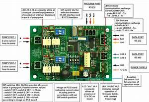 Gb Dispenser Interface Converter  Rs Rs