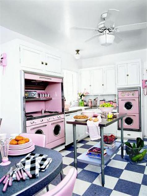 vintage kitchen ideas photos retro kitchen design ideas