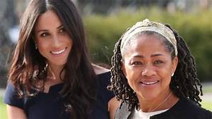 All about Meghan Markle's relationship with her mom