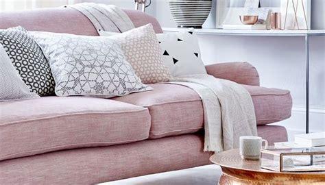A Pretty In Pink Living Room Ottlite Vero Table Lamp Grey Lamps Reading Traditional Australia Foo Dog Classic Desk Design Nice Surya
