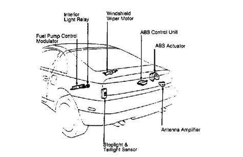 300zx Turn Light Wiring Diagram by 1990 Nissan 300zx No Lights Lowbeams Or Dash Lights