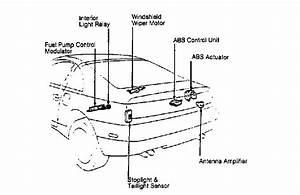 Nissan Frontier Dash Light Fuse