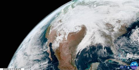 unreal images   historic bomb cyclone hitting