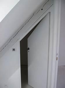 Porte D Intérieur Sur Mesure : porte sur mesure en r novation 2 photo de agencement d ~ Edinachiropracticcenter.com Idées de Décoration