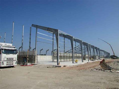 capannoni acciaio perch 233 i capannoni industriali in acciaio si dimostrano i