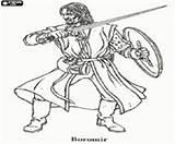 Nazgul Senyor Dels Anells Boromir Gandalf Kolorowanka Rysunek Designlooter Frodo Malvor Malowanki Pierscieni Kolorowanki Wladca sketch template